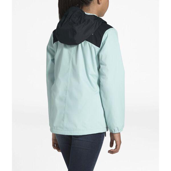 Girls' Warm Storm Jacket, WINDMILL BLUE, hi-res