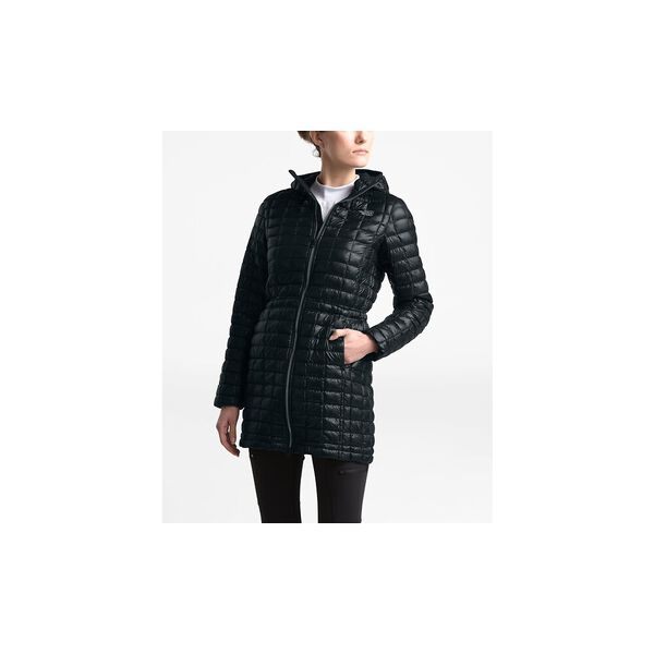 WOMEN'S THERMOBALL ECO™ PARKA, TNF BLACK MATTE SHINE, hi-res