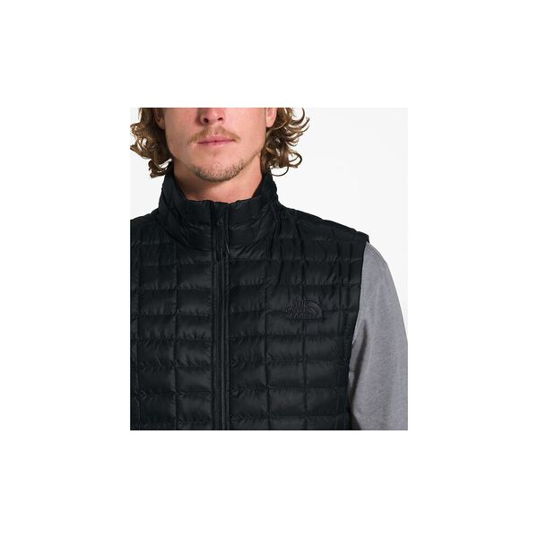 Men's Thermoball™ Eco Vest, TNF BLACK MATTE, hi-res