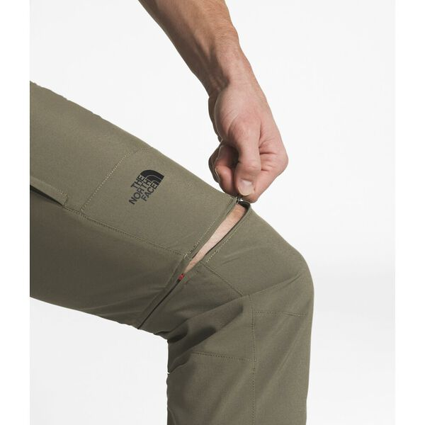 Men's Paramount Active Convertible Pants, NEW TAUPE GREEN, hi-res