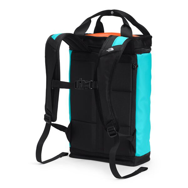 Explore Fusebox - S, RED ORANGE-TRANSANTARCTIC BLUE, hi-res