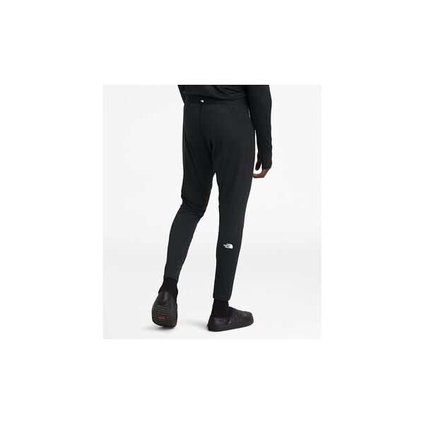 MEN'S WARM POLY TIGHT, TNF BLACK, hi-res