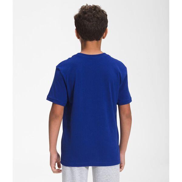Boys' Short-Sleeve Graphic Tee, BOLT BLUE, hi-res