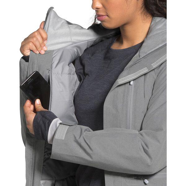 Women's Gatekeeper Jacket, TNF MEDIUM GREY HEATHER, hi-res