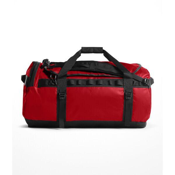 BASE CAMP DUFFEL - L, TNF RED/TNF BLACK, hi-res