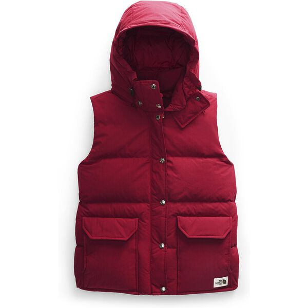 Women's Down Sierra Vest