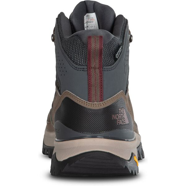 Men's Hedgehog Fastpack II Mid WP, BIPARTISAN BROWN/DARK SHADOW GREY, hi-res