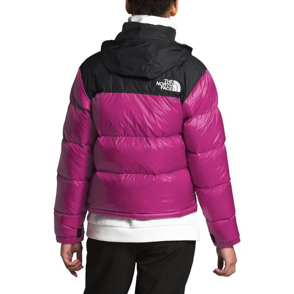 Women's 1996 Retro Nuptse Jacket, WILD ASTER PURPLE, hi-res