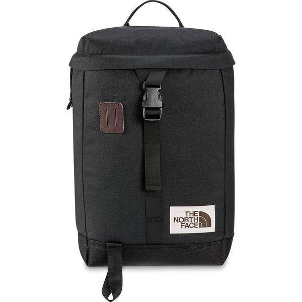 Top Loader Daypack, TNF BLACK HEATHER, hi-res