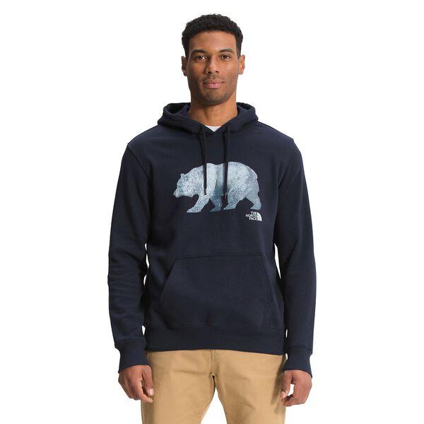 Men's TNF™ Bear Pullover Hoodie, AVIATOR NAVY, hi-res