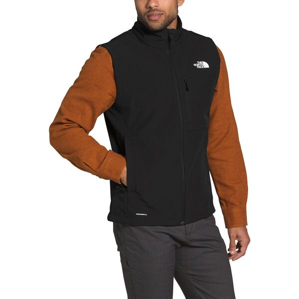 Men's Apex Bionic 2 Vest, TNF BLACK, hi-res