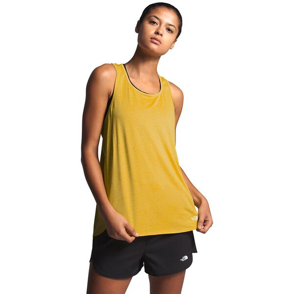 Women's Active Trail Jacquard Tank