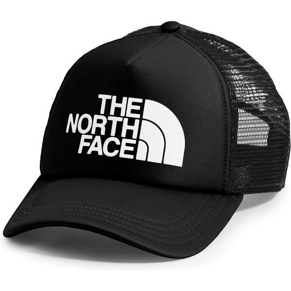 TNF™ Logo Trucker, TNF BLACK/TNF WHITE, hi-res