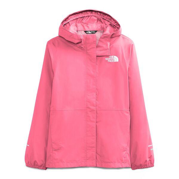 Girls' Resolve Reflective Jacket, PRIM PINK, hi-res