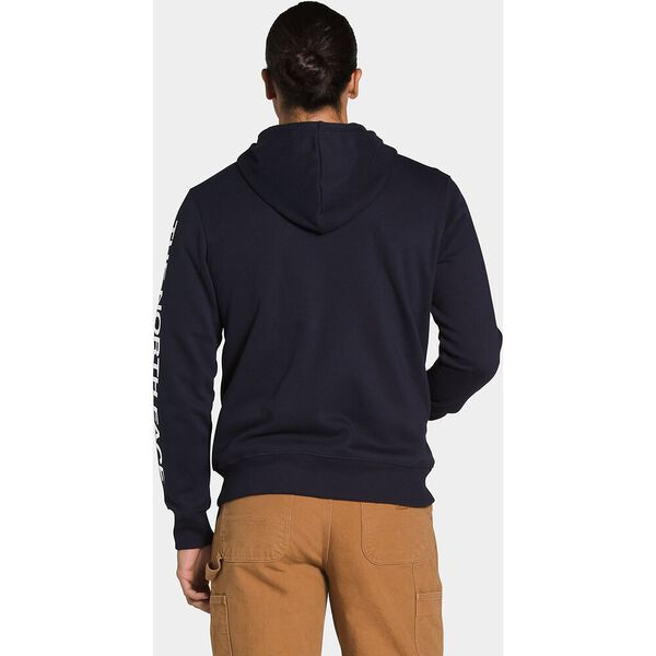 Men's Brand Proud Full Zip Hoodie, AVIATOR NAVY/TNF WHITE, hi-res