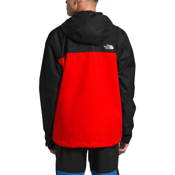 Men's Millerton Jacket, TNF BLACK/FIERY RED, hi-res