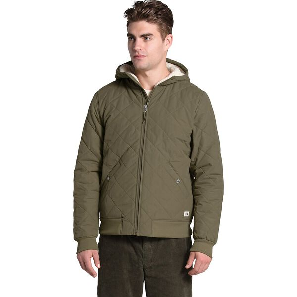 Men's Cuchillo Fleece Insulated Full Zip Hoodie