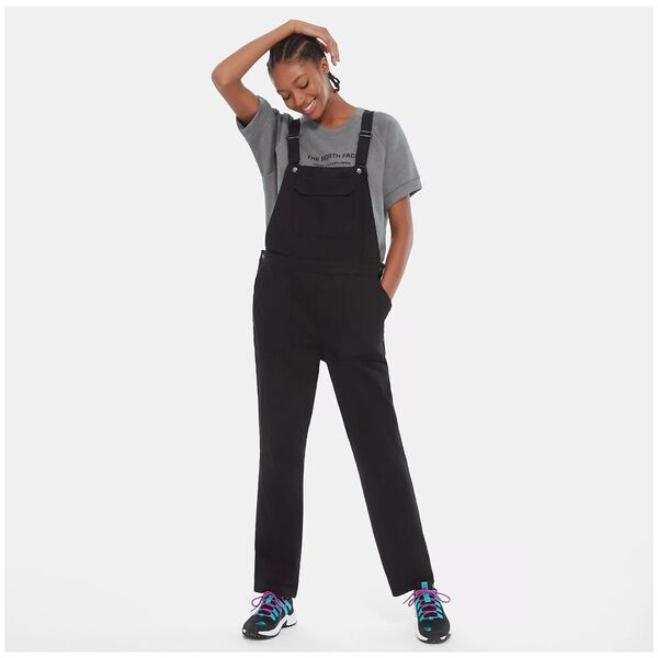 Women's Moeser Overall, TNF BLACK, hi-res