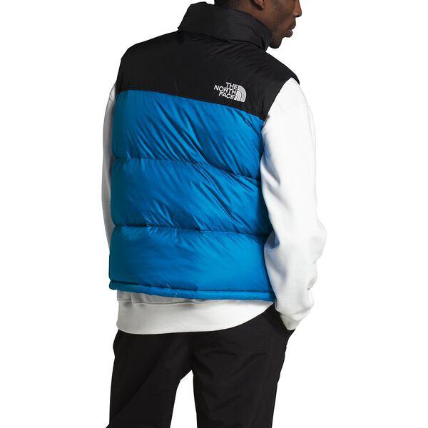Men's 1996 Retro Nuptse Vest, CLEAR LAKE BLUE, hi-res