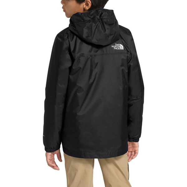 Boys' Resolve Reflective Jacket, TNF BLACK, hi-res