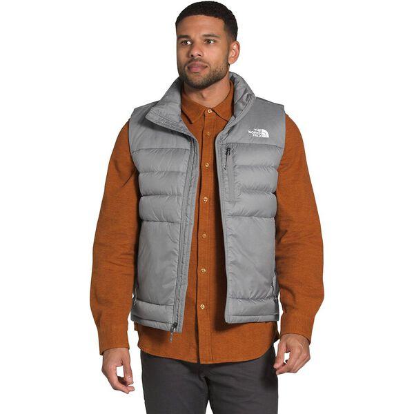 Men's Aconcagua 2 Vest, TNF MEDIUM GREY HEATHER, hi-res
