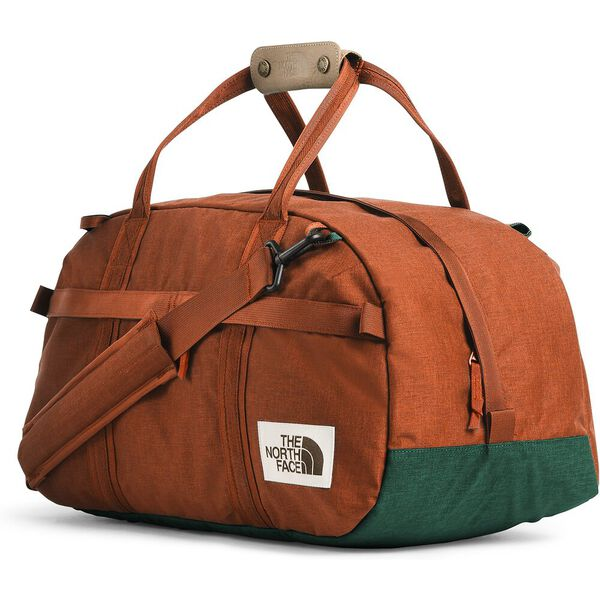 BERKELEY DUFFEL-S, PICANTE RED DARK HEATHER/NIGHT GREEN LIGHT HEATHER, hi-res
