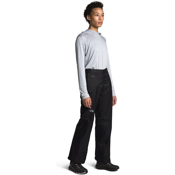 Women's Venture 2 Half Zip Pants, TNF BLACK/TNF BLACK, hi-res