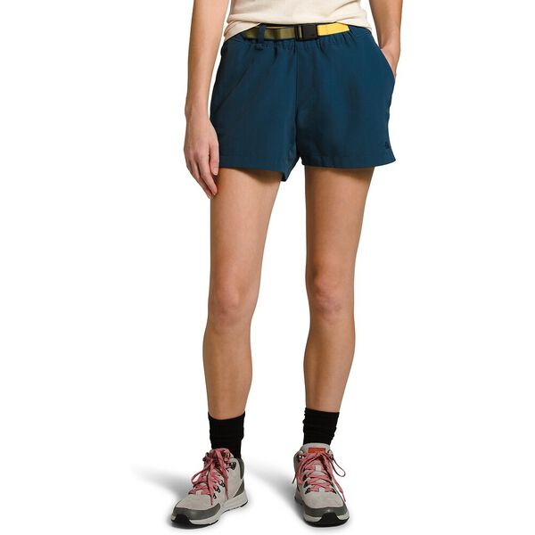 Women's Class V Hike Shorts, BLUE WING TEAL, hi-res