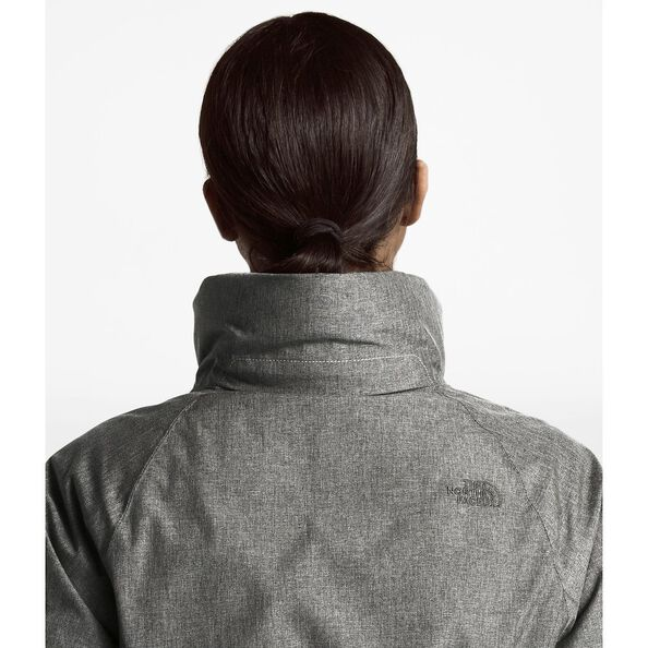 WOMEN'S ARCTIC PARKA II, TNF MEDIUM GREY HEATHER, hi-res