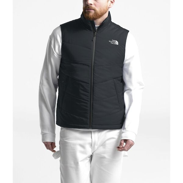 Men's Junction Insulated Vest, TNF BLACK, hi-res
