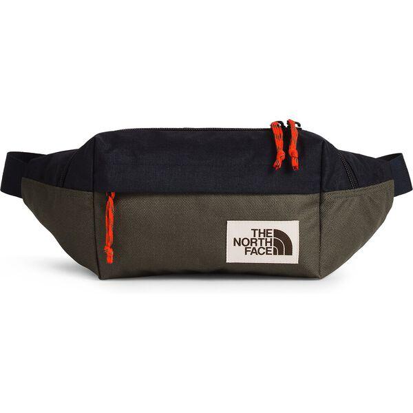 Lumbar Pack, AVIATOR NAVY LIGHT HEATHER/NEW TAUPE GREEN, hi-res
