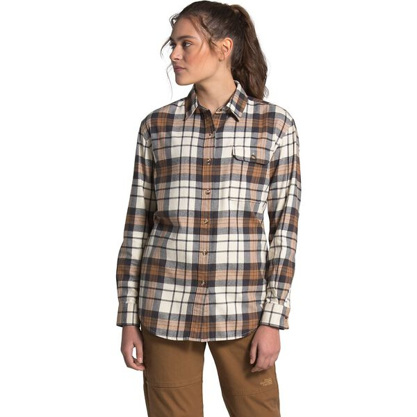Women's Berkeley Long-Sleeve Boyfriend Shirt
