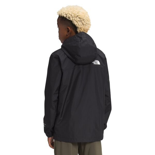 Boys' Resolve Reflective Jacket, TNF BLACK, hi-res