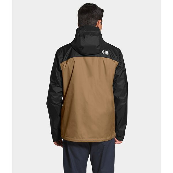 Men's Venture 2 Jacket, UTILITY BROWN/TNF BLACK, hi-res
