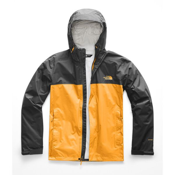 MEN'S VENTURE 2 JACKET, ZINNIA ORANGE-ASPHALT GREY, hi-res