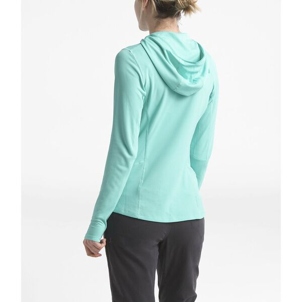 WOMEN'S NORTH DOME PULLOVER HOODIE, MINT BLUE, hi-res