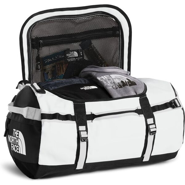 BASE CAMP DUFFEL - XS, TNF WHITE/TNF BLACK, hi-res