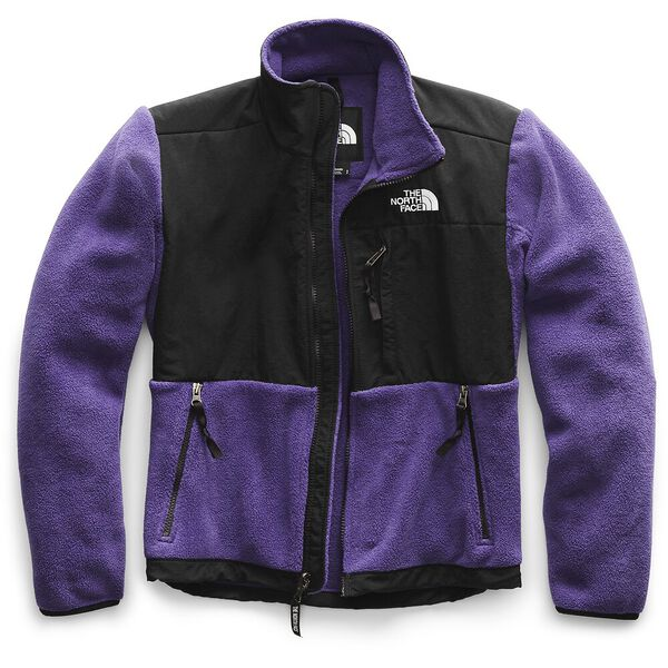 WOMEN'S 95 RETRO DENALI JACKET, HERO PURPLE, hi-res