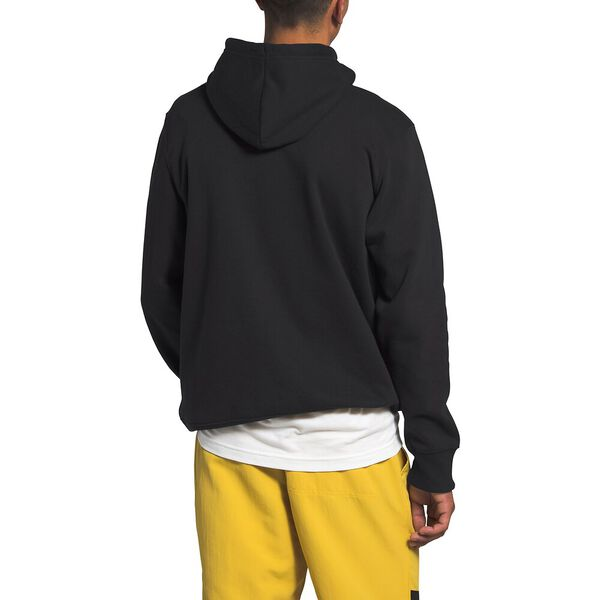 Men's Half Dome Pullover Hoodie, TNF BLACK, hi-res