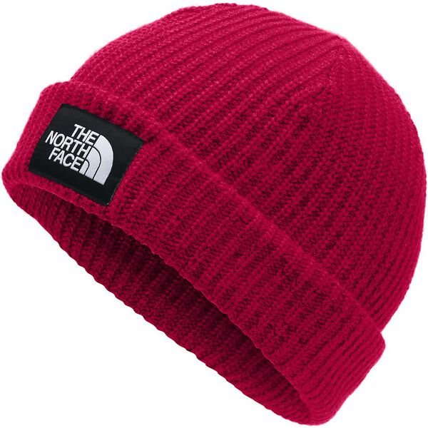 Salty Dog Beanie, TNF RED/TNF BLACK, hi-res