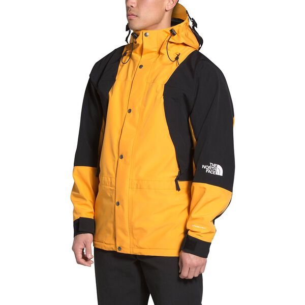 Unisex 1994 Retro Mountain Light FUTURELIGHT™ Jacket, SUMMIT GOLD, hi-res