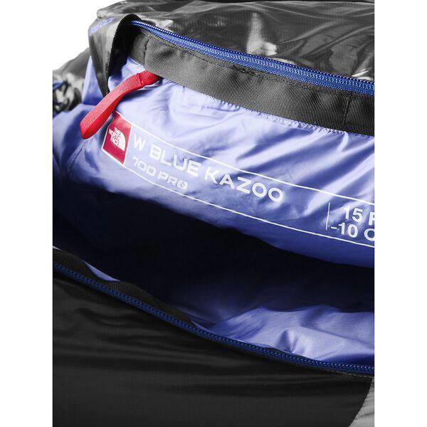 Women's Blue Kazoo, HIGH RISE GREY/STELLAR BLUE, hi-res