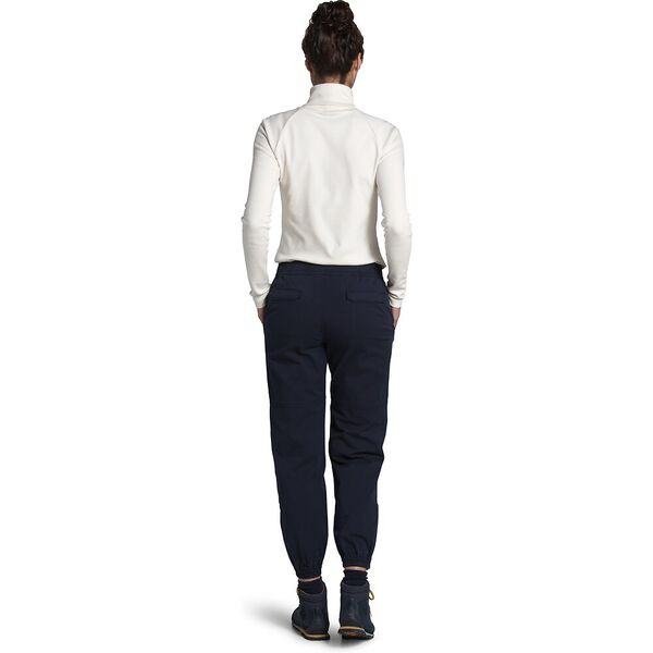 Women's Berkeley Cotton Twill Pants, AVIATOR NAVY, hi-res