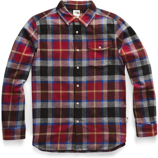 Men's Long-Sleeve Arroyo Flannel Shirt