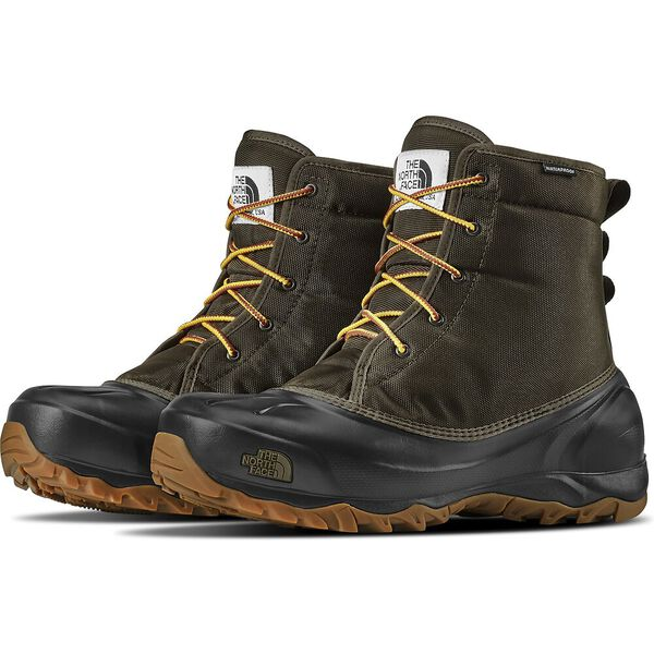 Men's Tsumoru Boot, TARMAC GREEN/TNF BLACK, hi-res