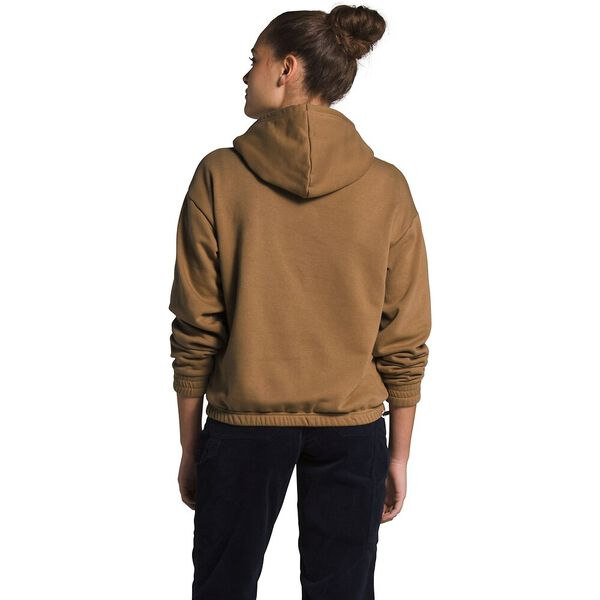 Women's Rogue Pullover Hoodie, UTILITY BROWN, hi-res