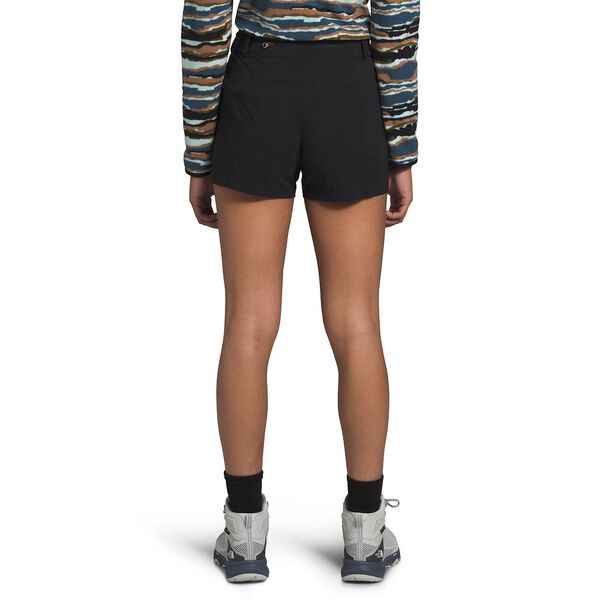 Women's Paramount Active Shorts, TNF BLACK, hi-res