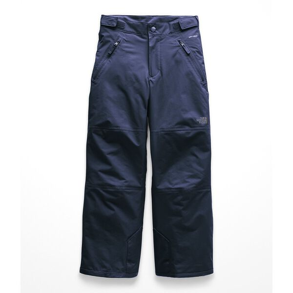 BOYS' FREEDOM INSULATED PANTS, COSMIC BLUE, hi-res