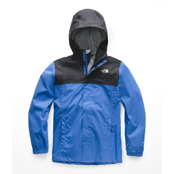 BOYS' RESOLVE REFLECTIVE JACKET, TURKISH SEA, hi-res