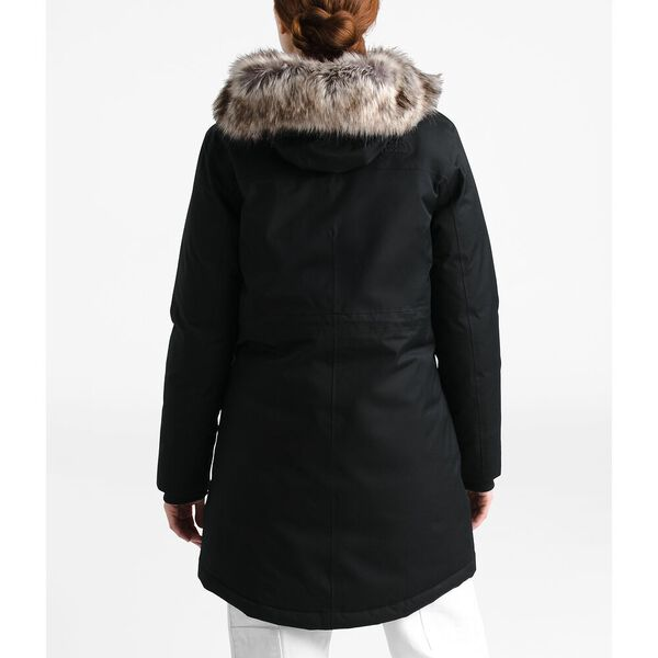 Women's Arctic Parka, TNF BLACK, hi-res